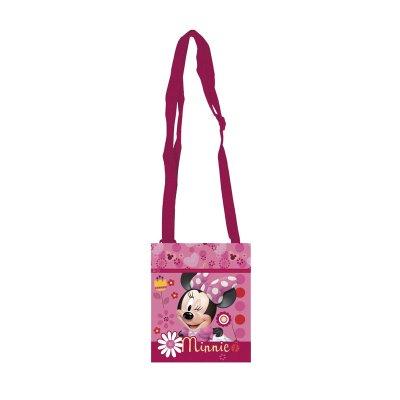 Bandolera Minnie Mouse 19cm