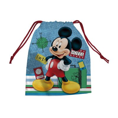 Saco pequeño Mickey Mouse 25cm