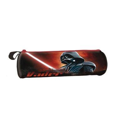 Estuche cilíndrico Darth Vader Star Wars 21cm