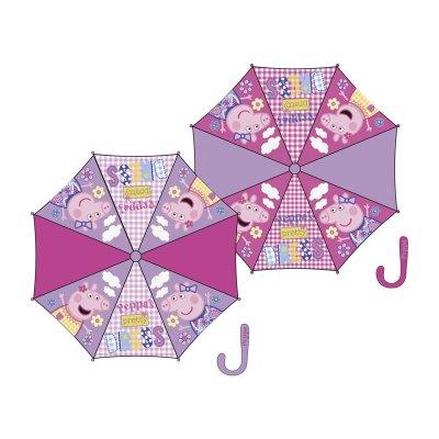 Paraguas automático Peppa Pig 48cm