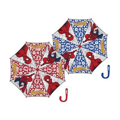 Paraguas burbuja Spiderman 45cm