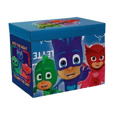 Wholesaler of Caja almacenaje tapiz con juegos PJ Masks