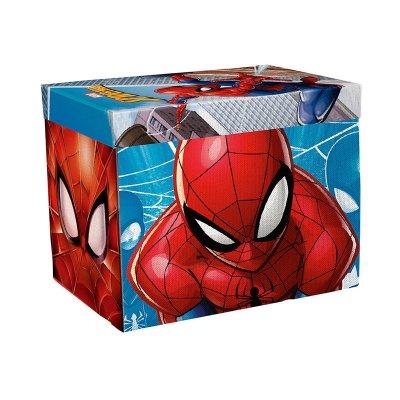 Wholesaler of Caja almacenaje tapiz con juegos Spiderman