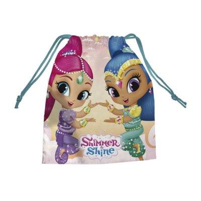 Saco pequeño Shimmer & Shine 25cm