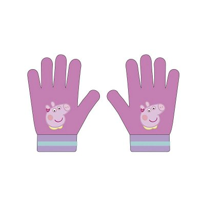 Guantes infantiles Peppa Pig