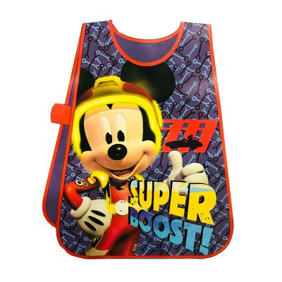 Delantal para pitar Mickey and The Roadster Racers