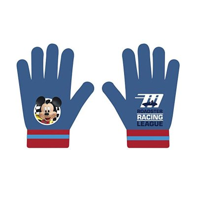 Wholesaler of Guantes infantiles Mickey and The Roadster Racers