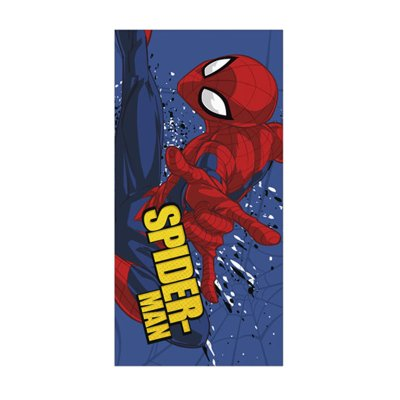 Wholesaler of Toalla microfibra Spiderman Marvel 140x70cm