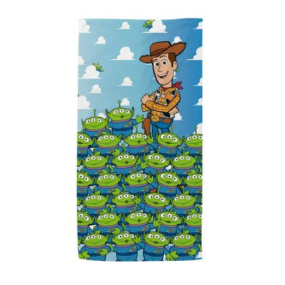 Wholesaler of Toalla microfibra Toy Story Pixar