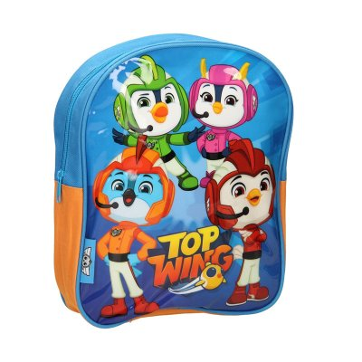 Wholesaler of Mochila infantil brillante Top Wing 28cm