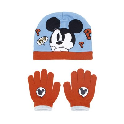 Wholesaler of Set gorro guantes Mickey Mouse Disney 48/51cm