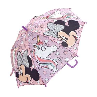 Paraguas automático Unicornio Minnie Mouse 50cm