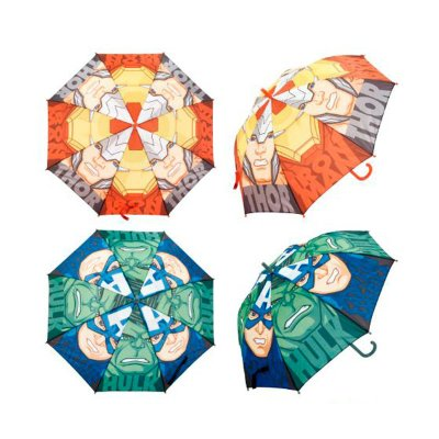 Paraguas automático Los Vengadores Marvel 48cm