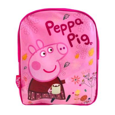Mochila infantil brillante Peppa Pig 28cm