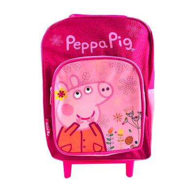 Mochila Trolley infantil Peppa Pig