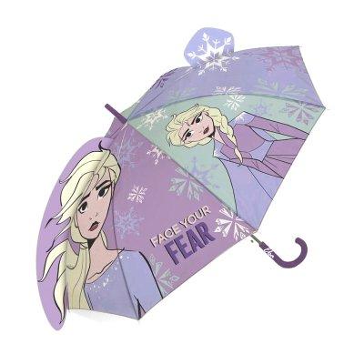 Paraguas 3D manual infantil Frozen 2 48cm