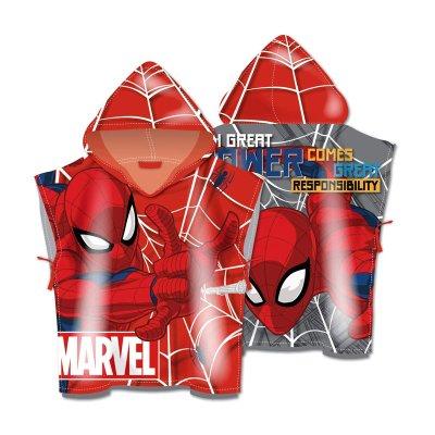 Wholesaler of Poncho toalla con capucha Spiderman Power