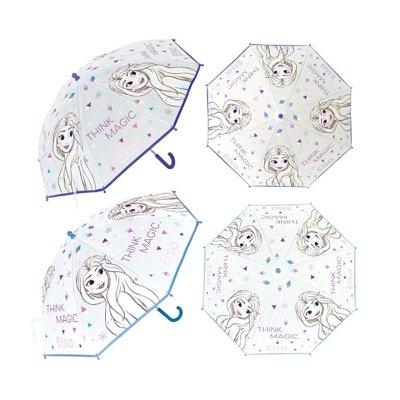 Paraguas manual Frozen 46cm