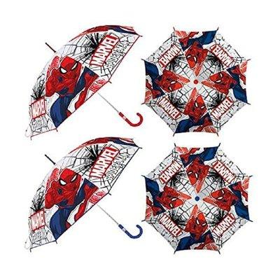 Paraguas manual Spiderman 46cm