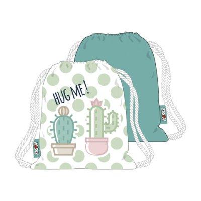 Saco pequeño Cactus 38cm