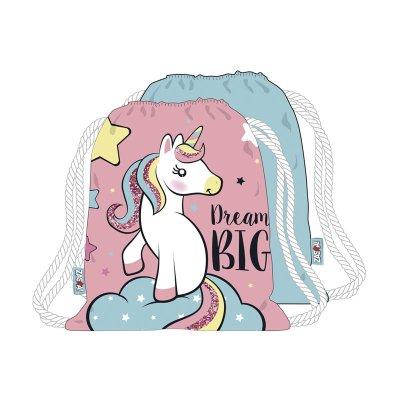 Saco grande Unicornio 44cm