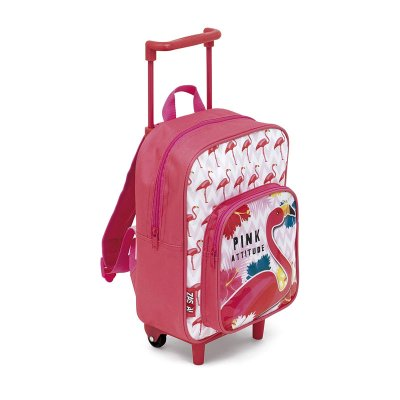 Wholesaler of Mochila Trolley Flamenco 36cm