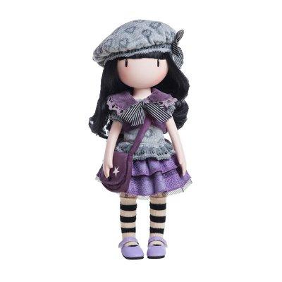 Muñeca Gorjuss Santoro Little Violet 32cm