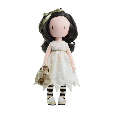 Muñeca Gorjuss Santoro I Love You Little Rabbit 32cm