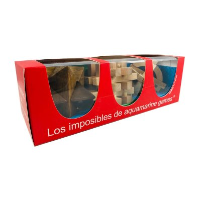 Wholesaler of Juego Los imposibles de Aquamarine - modelo 2