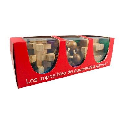 Wholesaler of Juego Los imposibles de Aquamarine - modelo 1