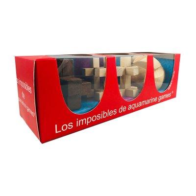 Wholesaler of Juego Los imposibles de Aquamarine - modelo 3