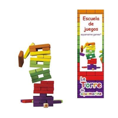 Wholesaler of Juego La Torre de Colores XL de Aquamarine