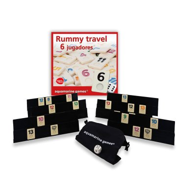 Wholesaler of Juego Travel Rummy 6 jugadores (de viaje)