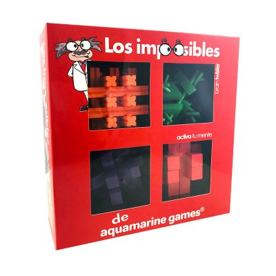 Wholesaler of Juego 4 Imposibles de Aquamarine
