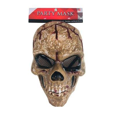 Mascara adulto Skull Halloween