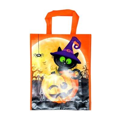 Bolsa Halloween Gato