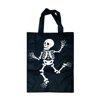 Bolsa Halloween Esqueleto