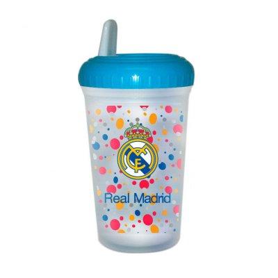 Vaso de entrenamiento 300ml Real Madrid F.C