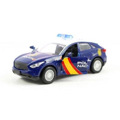 Wholesaler of Miniatura coche Policía Nacional GT-0233