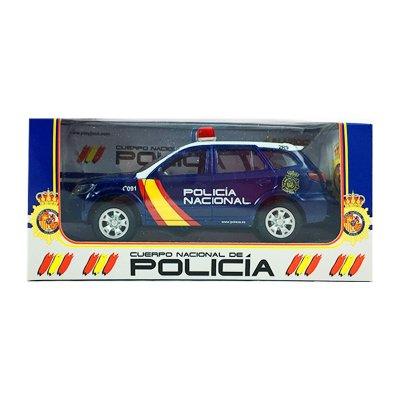 Wholesaler of Miniatura coche Policía Nacional GT-1001