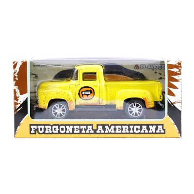 Wholesaler of Miniatura furgoneta Americana GT-1004