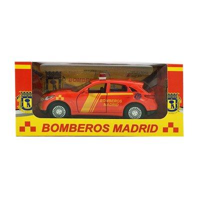 Wholesaler of Miniatura coche Bomberos Madrid GT-1007