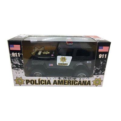 Wholesaler of Miniatura coche Policía Americana GT-1011