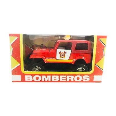 Wholesaler of Miniatura vehículo Bomberos GT-1012