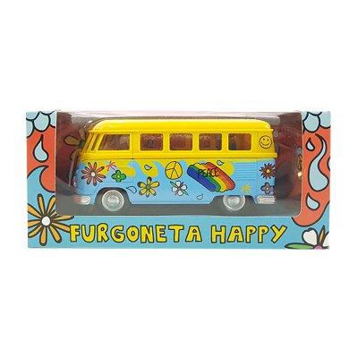 Miniatura furgoneta Happy GT-1112