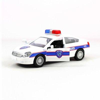 Wholesaler of Miniatura coche Policía Americana GT-1650