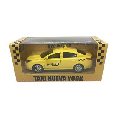Miniatura coche taxi Nueva York GT-1746