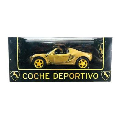 Miniatura vehículo deportivo GT-2278 - oro