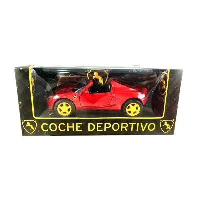 Miniatura vehículo deportivo GT-2278 - rojo