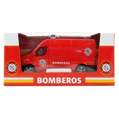 Wholesaler of Miniatura coche bomberos GT-2308